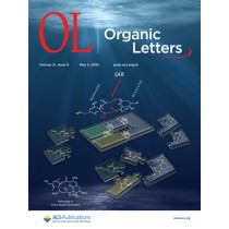 Organic Letters: Volume 21, Issue 9