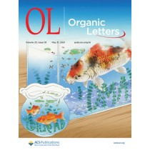 Organic Letters: Volume 23, Issue 10