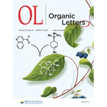 Organic Letters: Volume 23, Issue 20