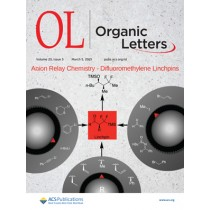 Organic Letters: Volume 23, Issue 5