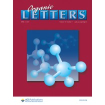 Organic Letters: Volume 19, Issue 7