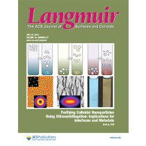 Langmuir: Volume 30, Issue 27