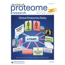 Journal of Proteome Research: Volume 10, Issue 1