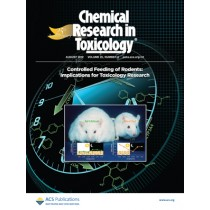 Chemical Research in Toxicology: Volume 25, Issue 8
