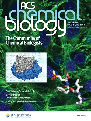 ACS Chemical Biology: Volume 9, Issue 8