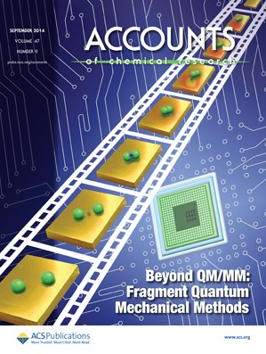 Accounts of Chemical Research: Volume 47, Issue 9