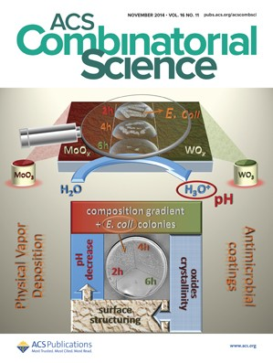 ACS Combinatorial Science: Volume 16, Issue 11
