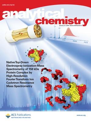 Analytical Chemistry: Volume 86, Issue 2