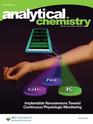Analytical Chemistry: Volume 86, Issue 3