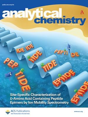 Analytical Chemistry: Volume 86, Issue 6