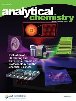 Analytical Chemistry: Volume 86, Issue 7