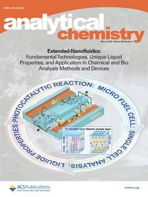 Analytical Chemistry: Volume 86, Issue 9