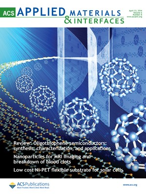 ACS Applied Materials & Interfaces: Volume 6, Issue 8