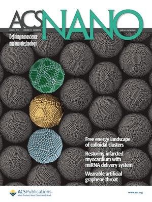 ACS Nano : Volume 13, Issue 8