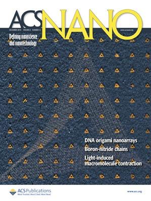 ACS Nano: Volume 8, Issue 12