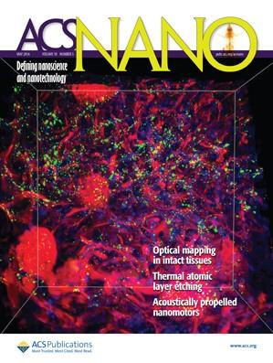 ACS Nano: Volume 10, Issue 5