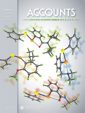 Accounts of Chemical Research: Volume 43, Issue 11