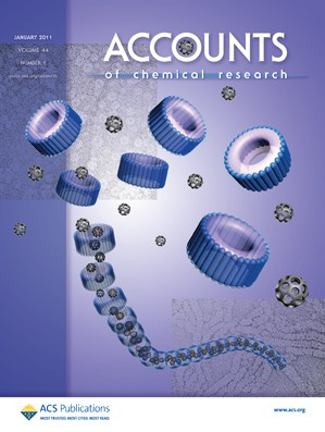 Accounts of Chemical Research: Volume 44, Issue 1