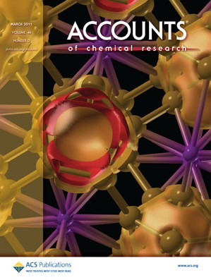 Accounts of Chemical Research: Volume 44, Issue 3