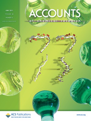 Accounts of Chemical Research: Volume 44, Issue 6