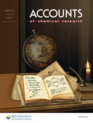 Accounts of Chemical Research: Volume 44, Issue 8