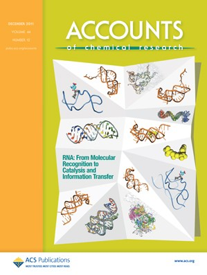 Accounts of Chemical Research: Volume 44, Issue 12