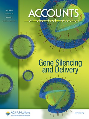 Accounts of Chemical Research: Volume 45, Issue 7