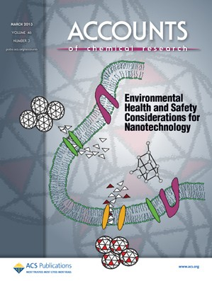 Accounts of Chemical Research: Volume 46, Issue 3