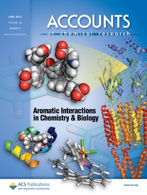 Accounts of Chemical Research: Volume 46, Issue 4