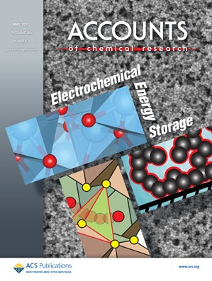 Accounts of Chemical Research: Volume 46, Issue 5