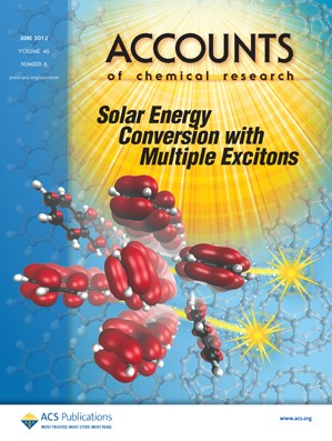 Accounts of Chemical Research: Volume 46, Issue 6