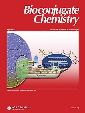 Bioconjugate Chemistry: Volume 21, Issue 4