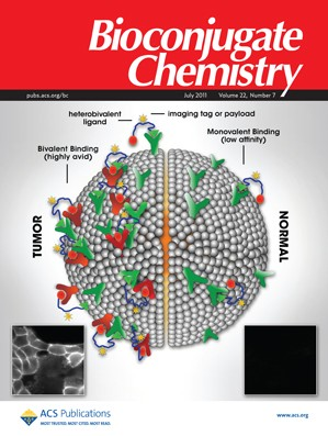 Bioconjugate Chemistry: Volume 22, Issue 7