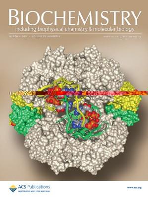 Biochemistry: Volume 53, Issue 8