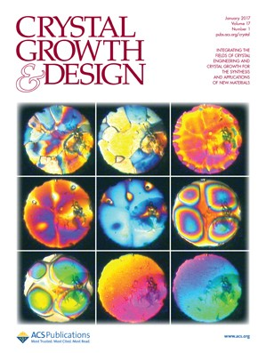 Crystal Growth and Design: Volume 17, Issue 1