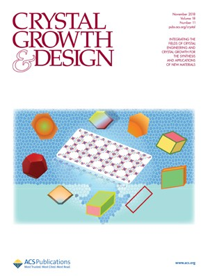 Crystal Growth & Design: Volume 18, Issue 11