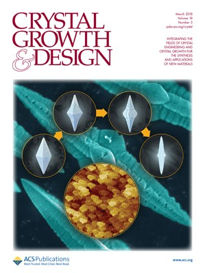 Crystal Growth & Design: Volume 18, Issue 3