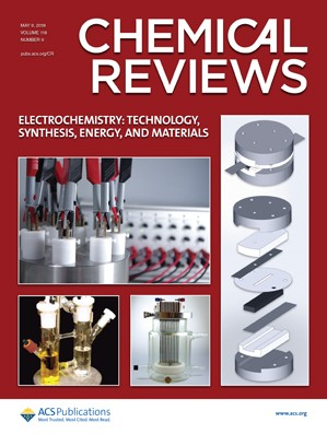 Chemical Reviews: Volume 118, Issue 9