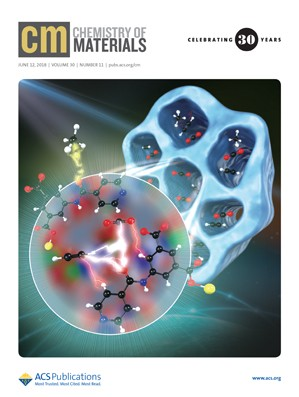 Chemistry of Materials: Volume 30, Issue 11