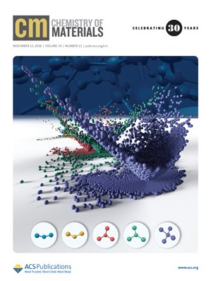 Chemistry of Materials: Volume 30, Issue 21