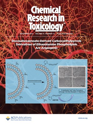 Chemical Research in Toxicology: Volume 27, Issue 12