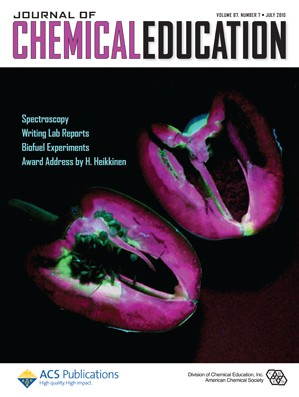 Journal of Chemical Education: Volume 87, Issue 7
