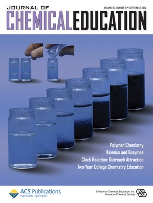 Journal of Chemical Education: Volume 87, Issue 9