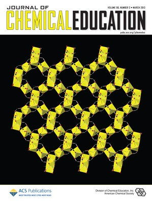 Journal of Chemical Education: Volume 90, Issue 3