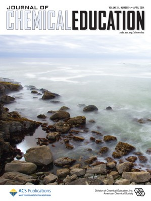 Journal of Chemical Education: Volume 91, Issue 4