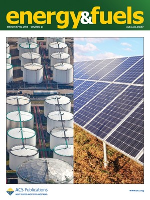 Energy & Fuels: Volume 27, Issue 4