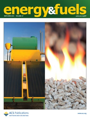 Energy & Fuels: Volume 27, Issue 5