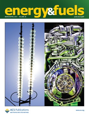 Energy & Fuels: Volume 28, Issue 3