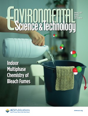 Environmental Science & Technology: Volume 53, Issue 3