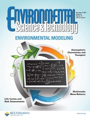 Environmental Science & Technology: Volume 44, Issue 22